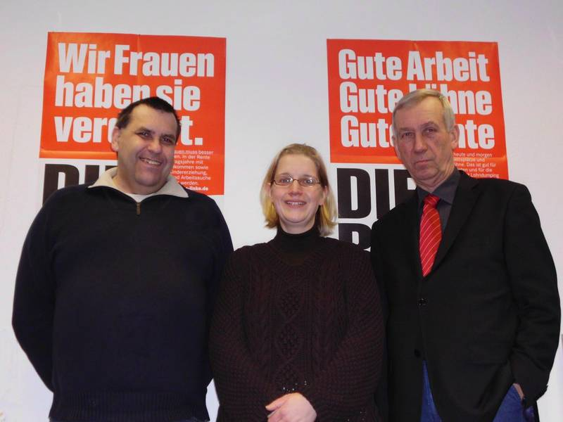 Linke Europawahl Kandidaten